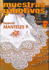 Muestras y Motivos Manteles 09