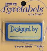 Needleart Labels