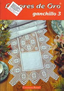 labores de oro Ganchillo 03