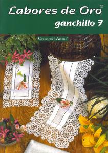 labores de oro Ganchillo 07