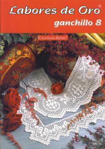 labores de oro Ganchillo 08