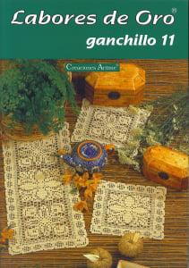 labores de oro Ganchillo 11