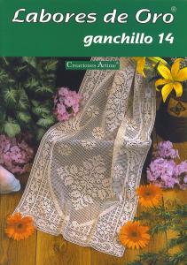 labores de oro Ganchillo 14