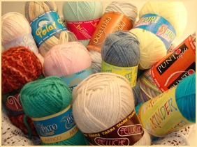 yarn from Omega